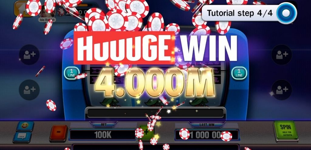 huuuge casino welcome bonus