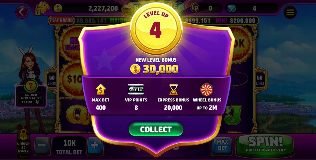 lotsa casino daily bonus